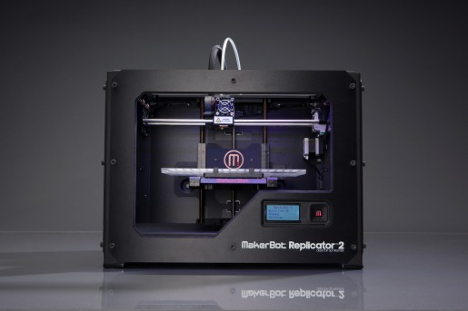 MakerBot_Replicator2_Front_View